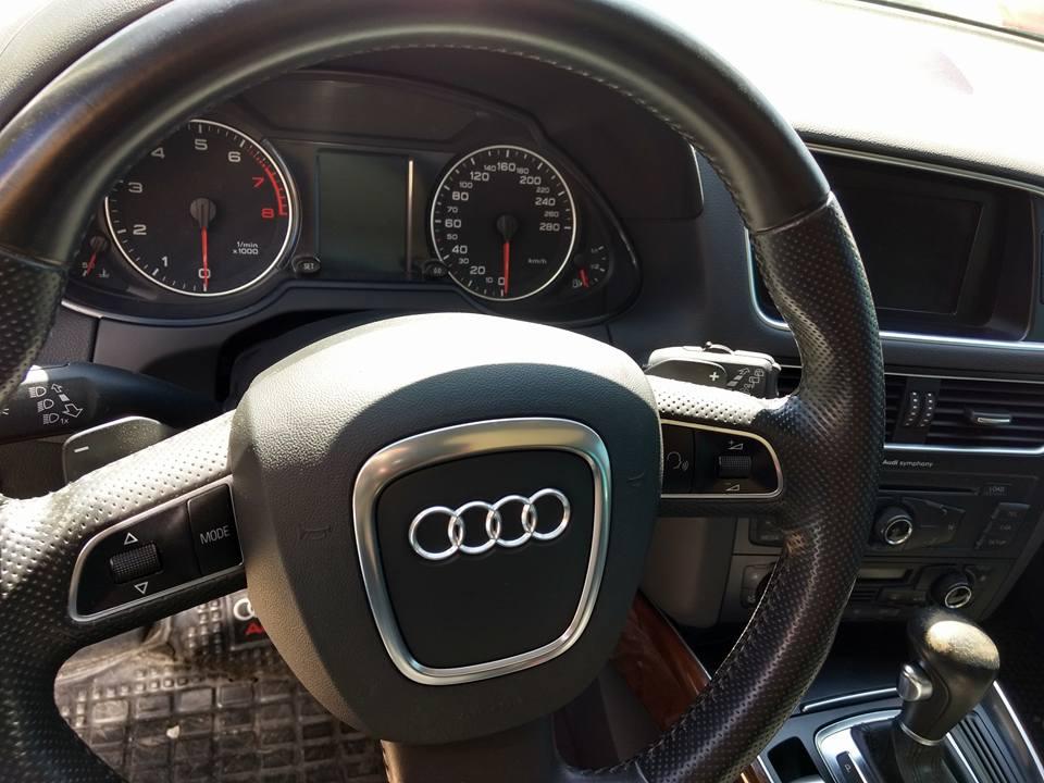 2011 Audi Q5 Quattro 3.2 AT 3.2