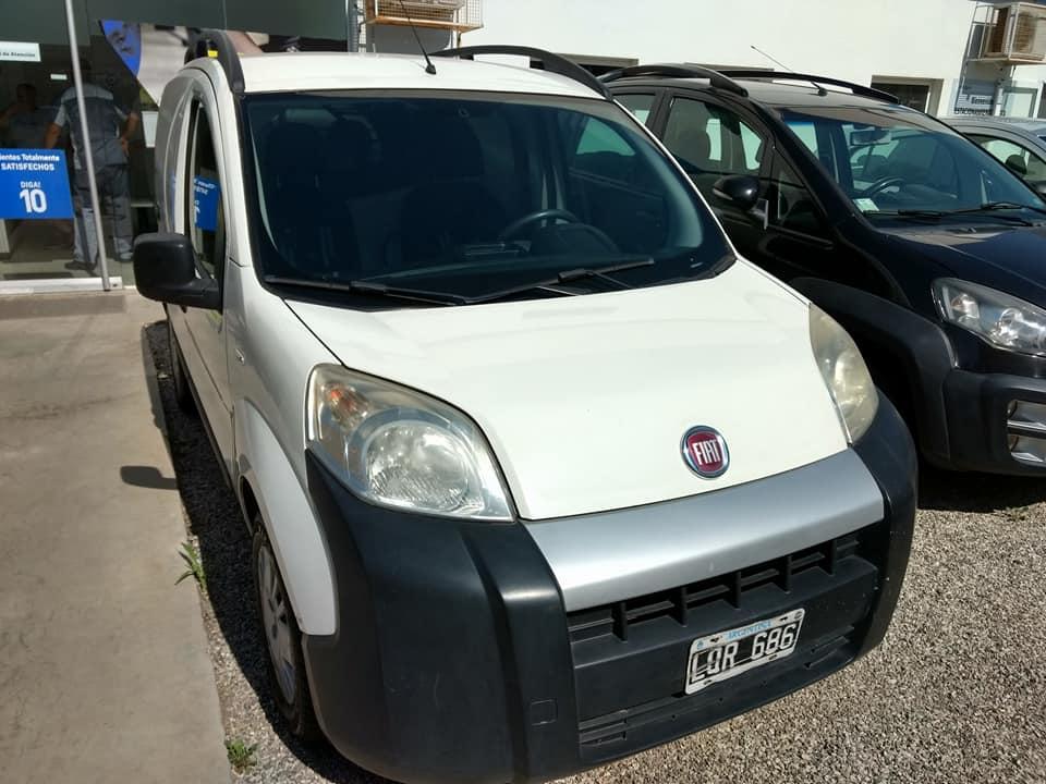 2012 Fiat Fiorino Qubo 1.8