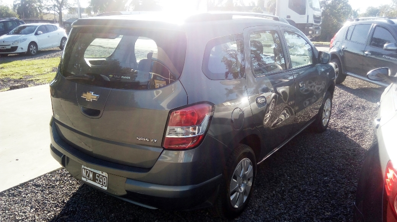 2015 Chevrolet Spin Active MT 1.6