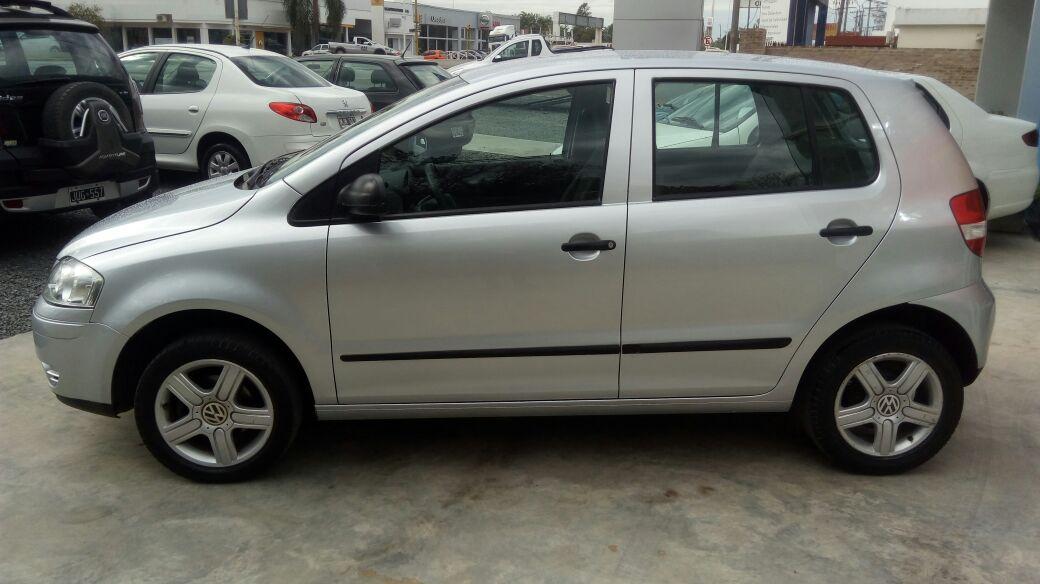 2007 Volkswagen Fox Confortline 5P 1.6