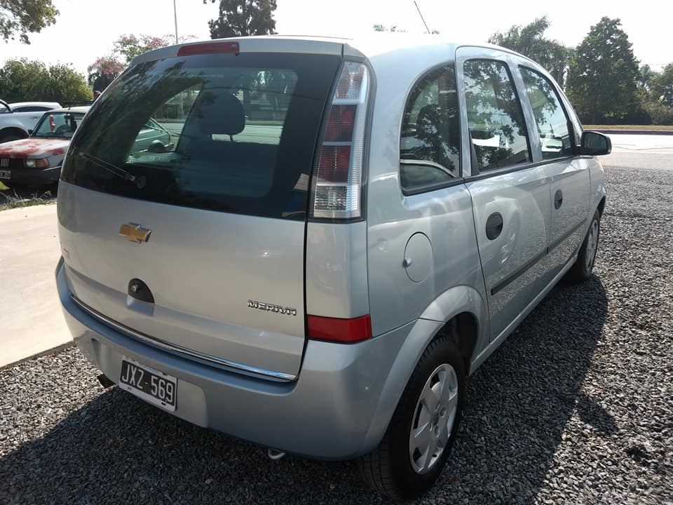 2011 Chevrolet Meriva GL Plus 1.8