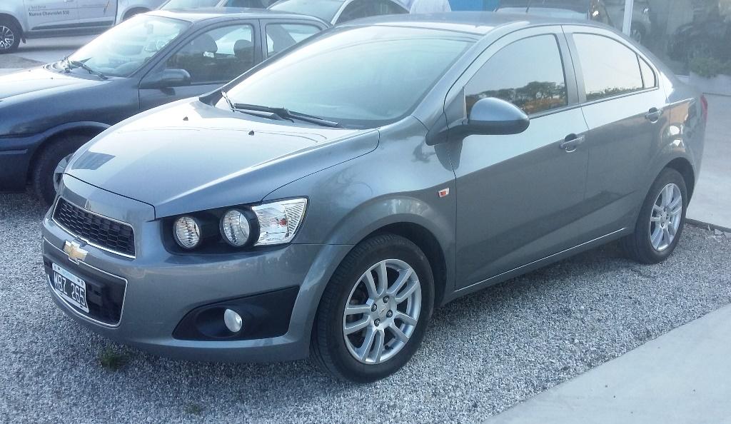 2013 Chevrolet Sonic LT MT 1.4