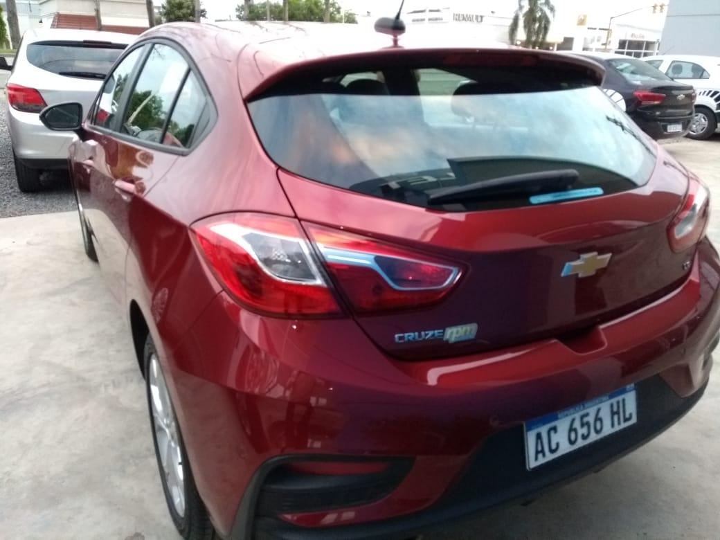 2018 Chevrolet Cruze 5P LT 1.4