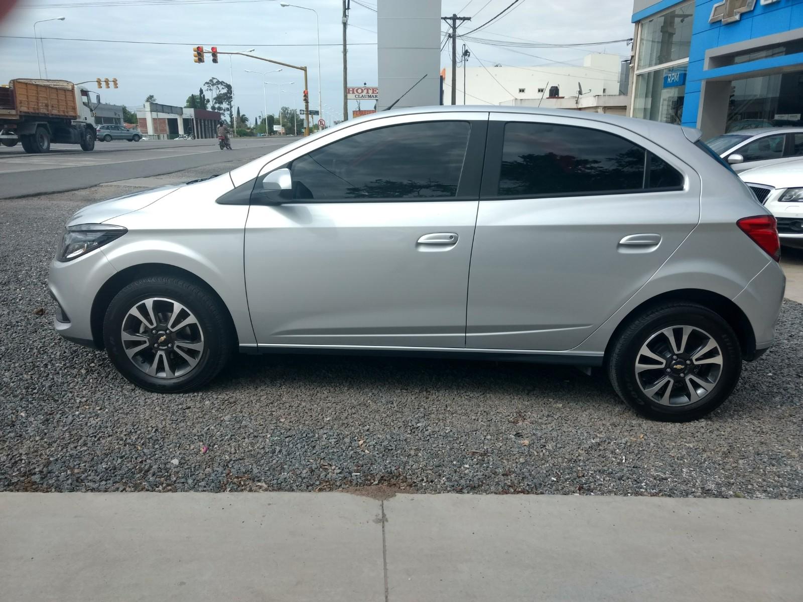 2016 Chevrolet Onix LTZ AT 1.4