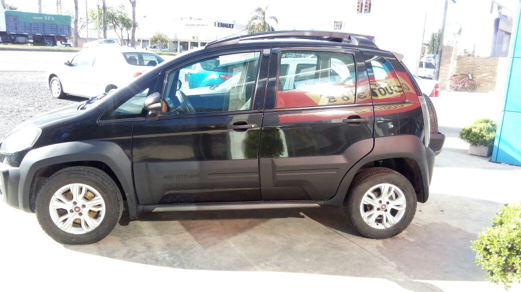 2011 Fiat Idea Adventure 1.6