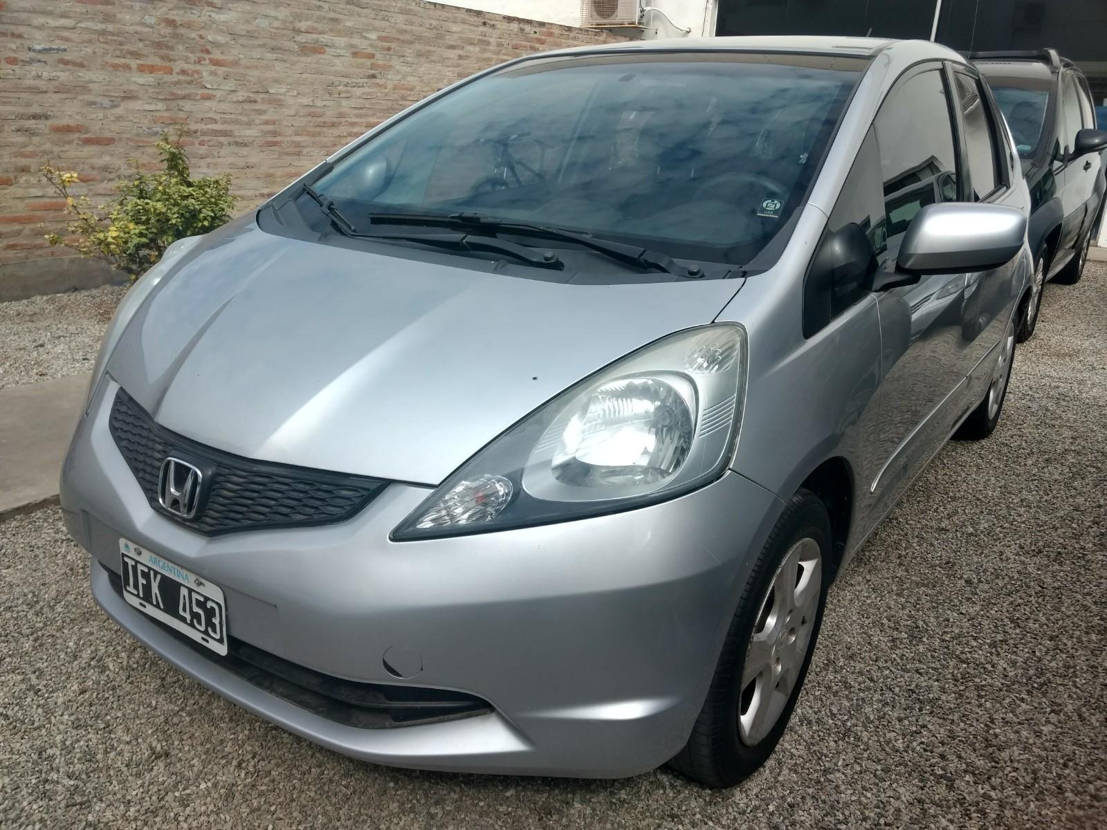 2009 Honda Fit LX MT 1.5