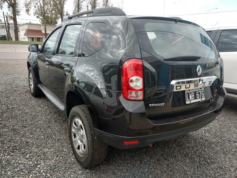 2012 Renault Duster Dynamique 1.6