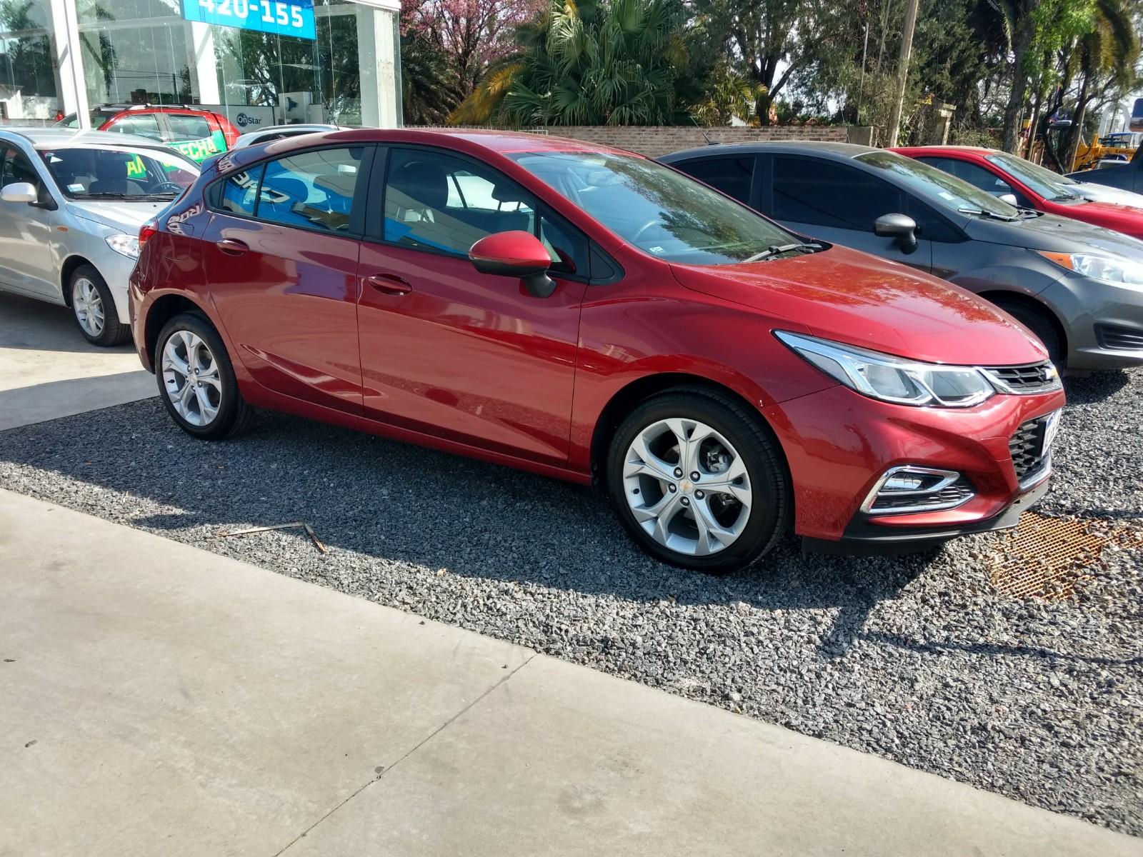 2018 Chevrolet Cruze LT 5P 1.4