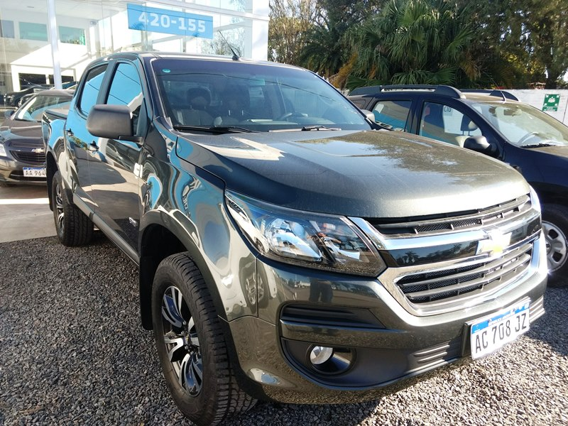2013 Chevrolet S10 CD LT 4x4 2.8