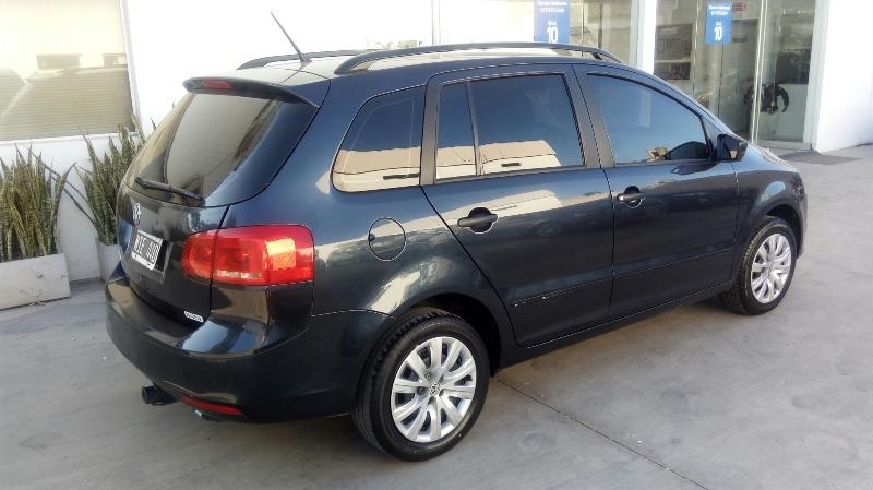 2013 Volkswagen Suran Confort LN 1.6