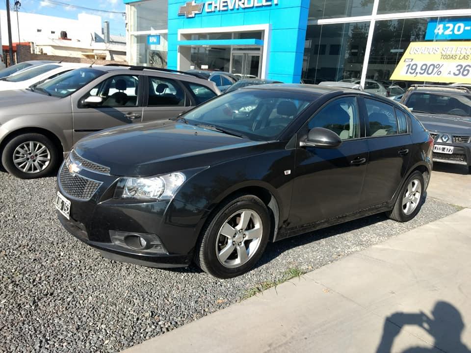 2012 Chevrolet Cruze LT 5P 1.4