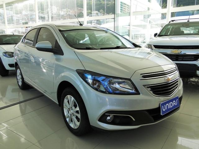 Chevrolet PRISMA LTZ 1.4 2016