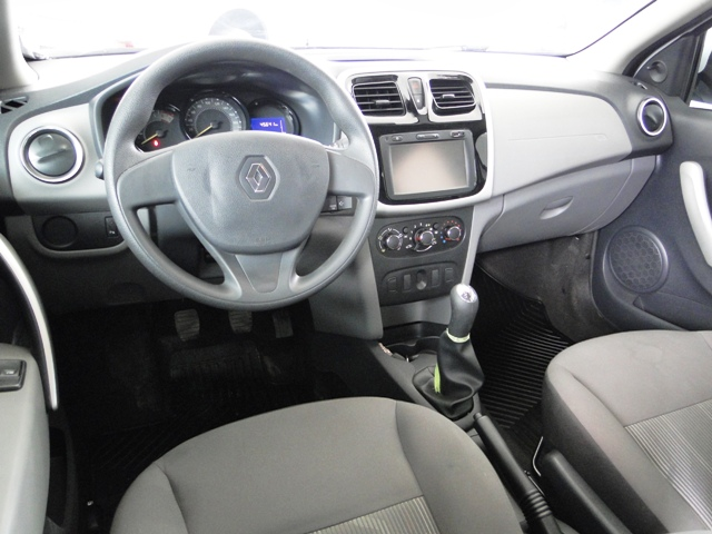 Renault LOGAN EXP 1.0 2015