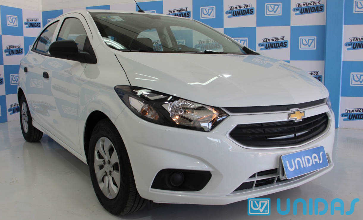 Chevrolet ONIX JOY 1.0L 2020