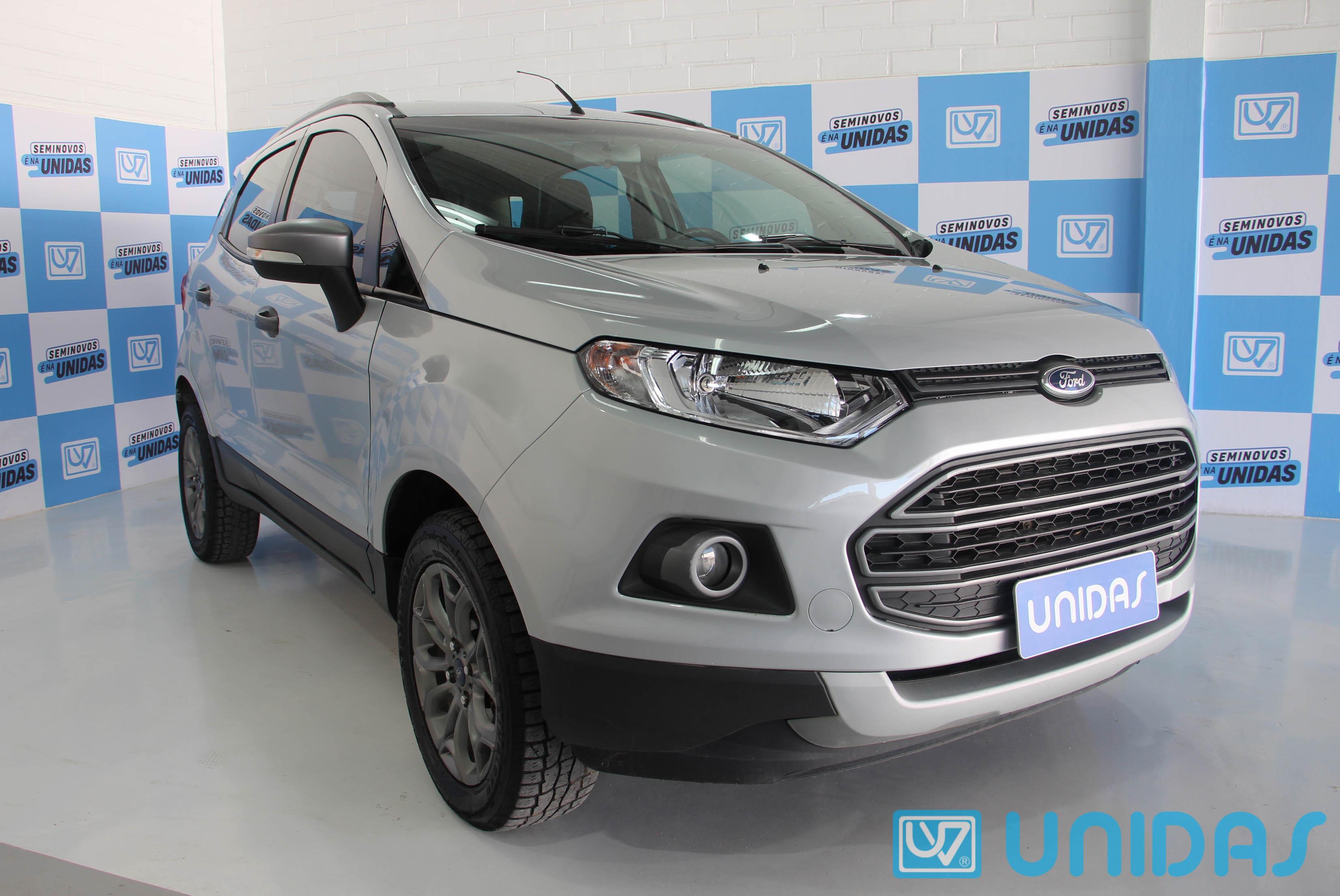 Ford ECOSPORT FSL 1.6L 2014