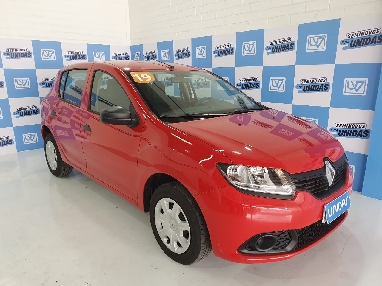 Renault SANDERO AUTHENTIC 1.0L 2019