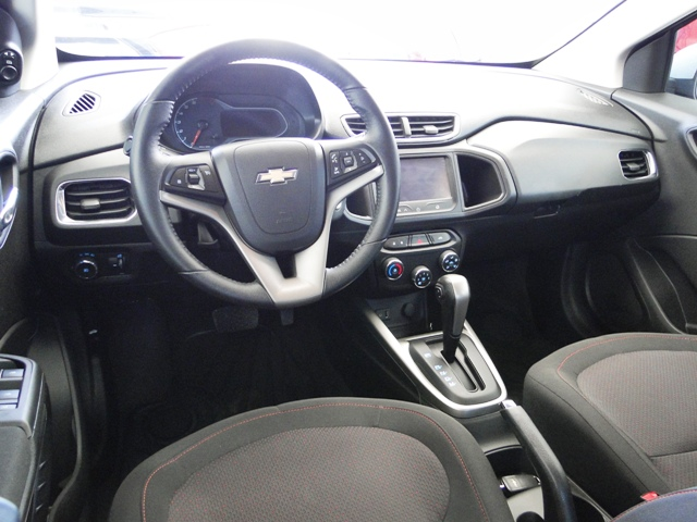 Chevrolet ONIX LTZ AT 1.4 2016