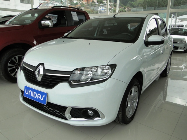 Renault SANDERO DYNAMIC 1.6 2016