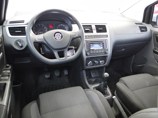 Volkswagen SPACEFOX TL MBV 1.6L 2018