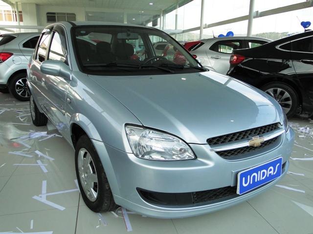 Chevrolet CLASSIC LS 1.0L 2012