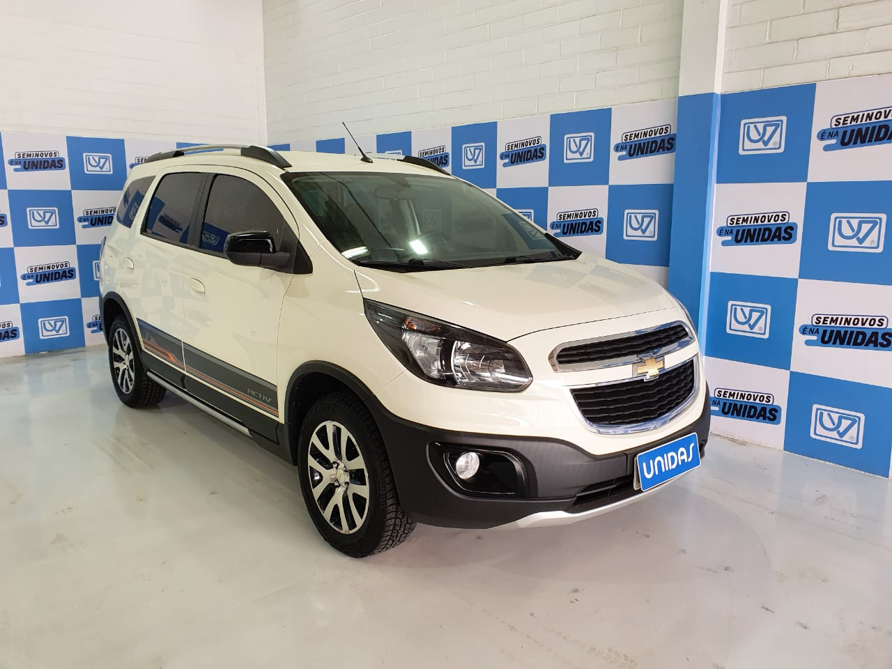 Chevrolet SPIN ACT7 1.8L 2019