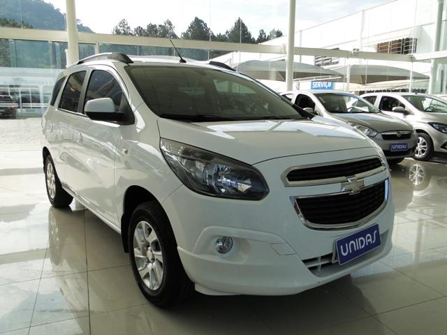 Chevrolet SPIN LTZ 1.8L 2014