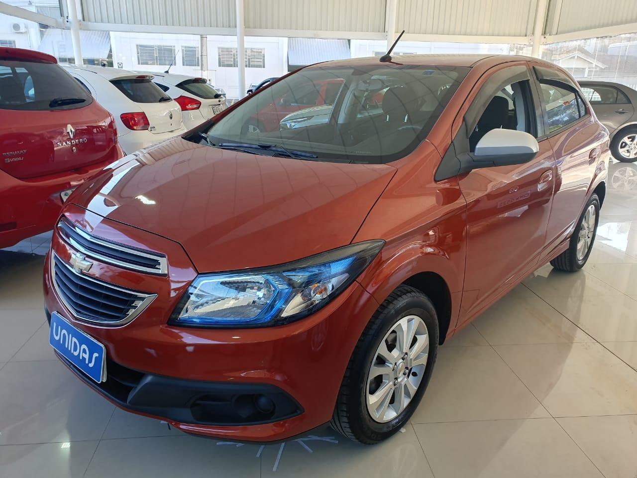 Chevrolet ONIX LOLLA PALOZA 1.0L 2014