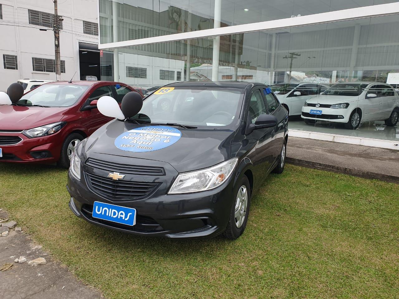 Chevrolet PRISMA JOY 1.0L 2018