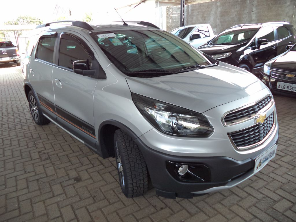 CHEVROLET SPIN ACTIVE 1.8 2018