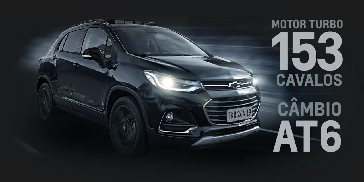 CHEVROLET TRACKER MIDINIGHT 1.4 2019