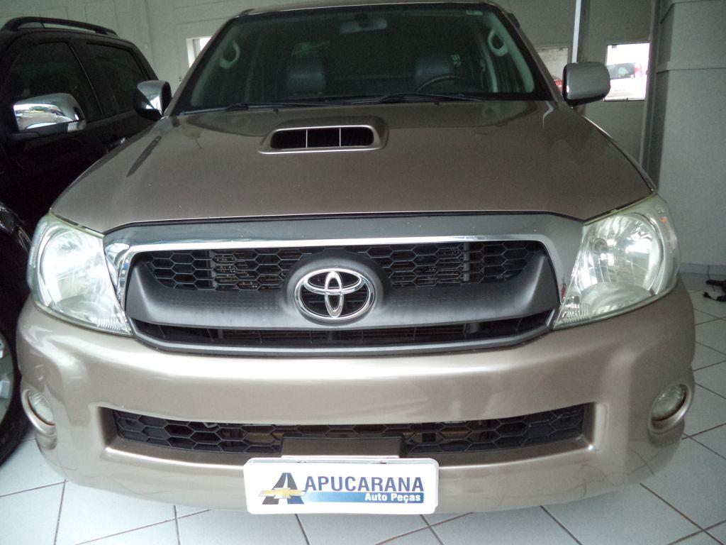Toyota HILUX CD SRV D4 D 4X4 3.0 2010