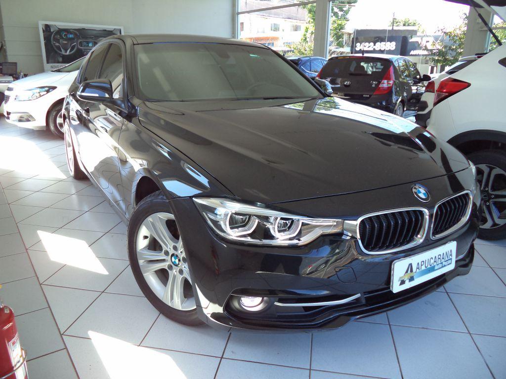 BMW 320 I SPORT ACTIVE FLEX 2.0 2017