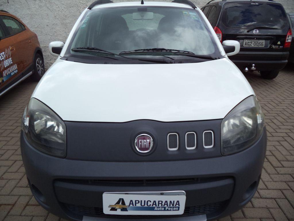 FIAT UNO WAY 1.0 2011