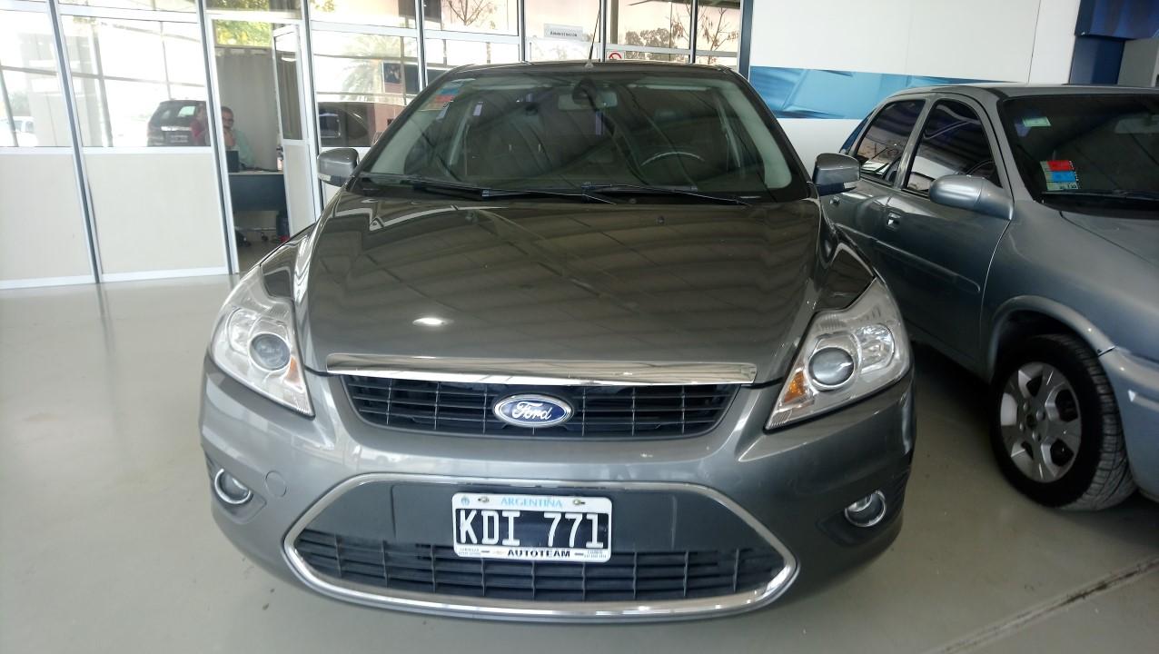 2011 Ford Focus Ghia 4 Ptas 2.0L