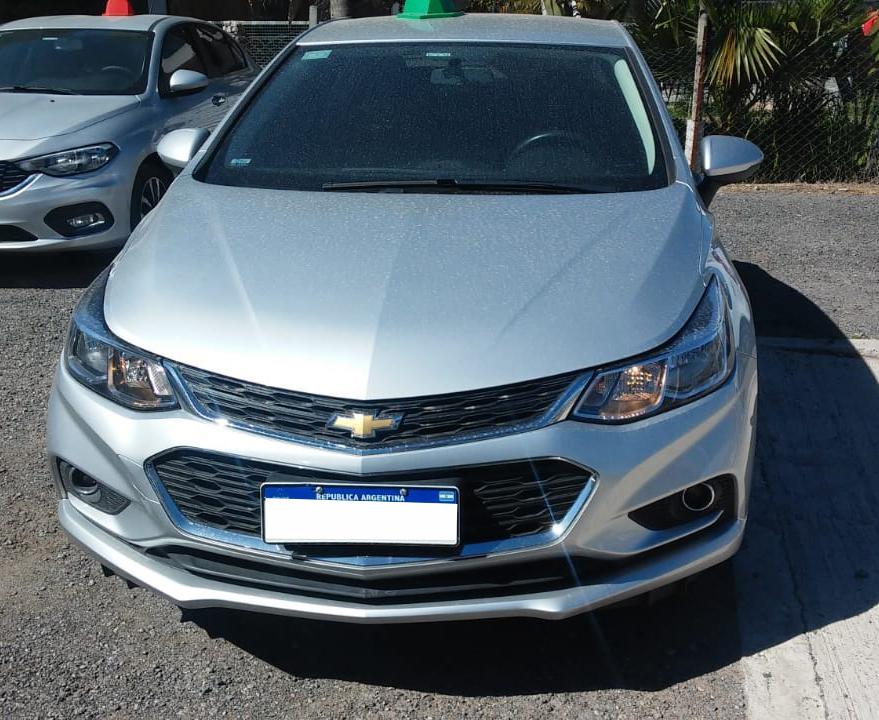 2017 Chevrolet Cruze LT 1.4L