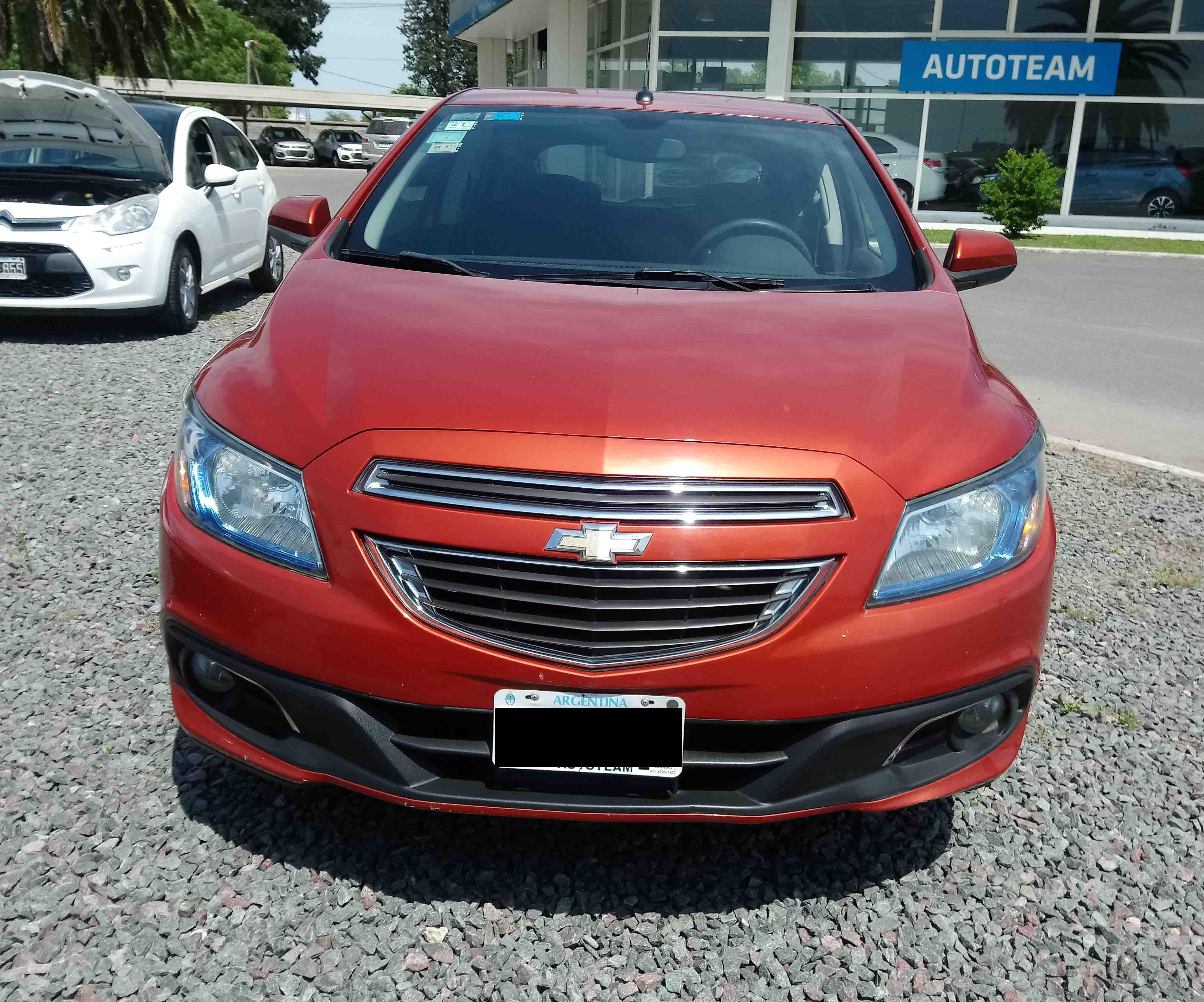 2013 Chevrolet Onix LTZ 1.4L