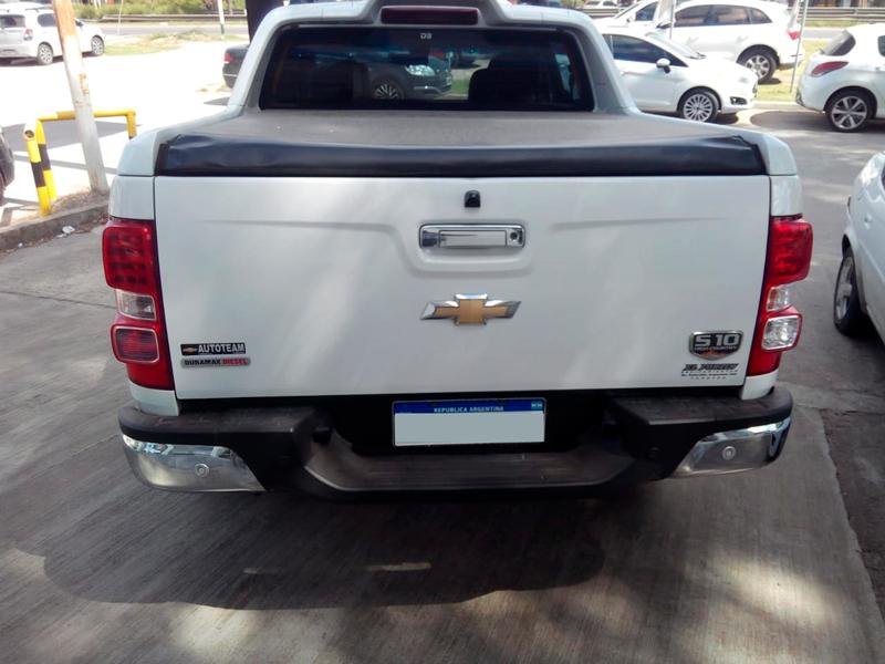 2016 Chevrolet S10 CC 4x4 HC 2.8L