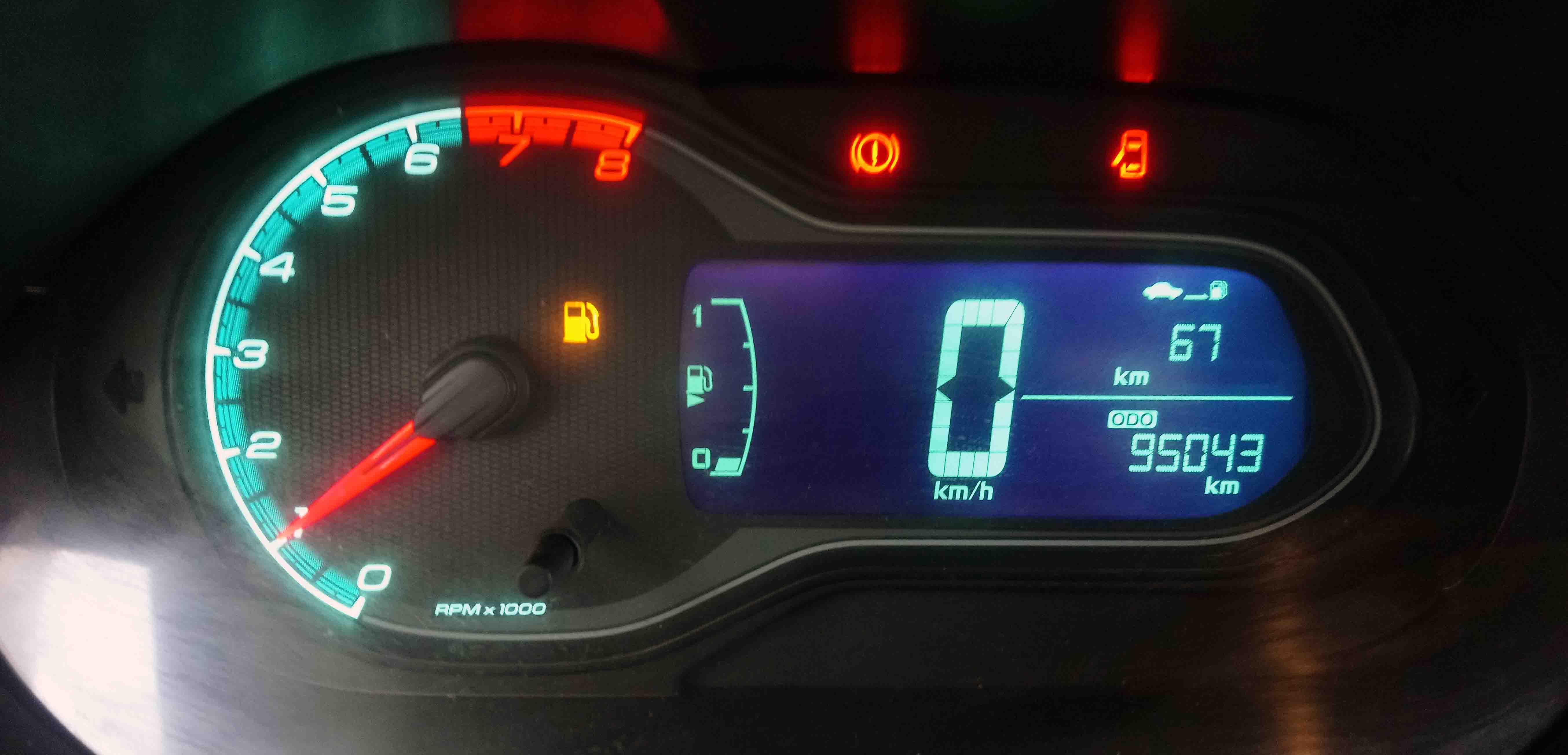 2014 Chevrolet Onix LTZ 1.4L