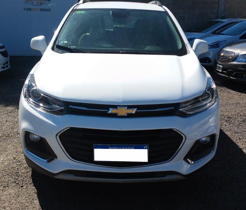 2017 Chevrolet Tracker FWD Linea nueva 1.8L