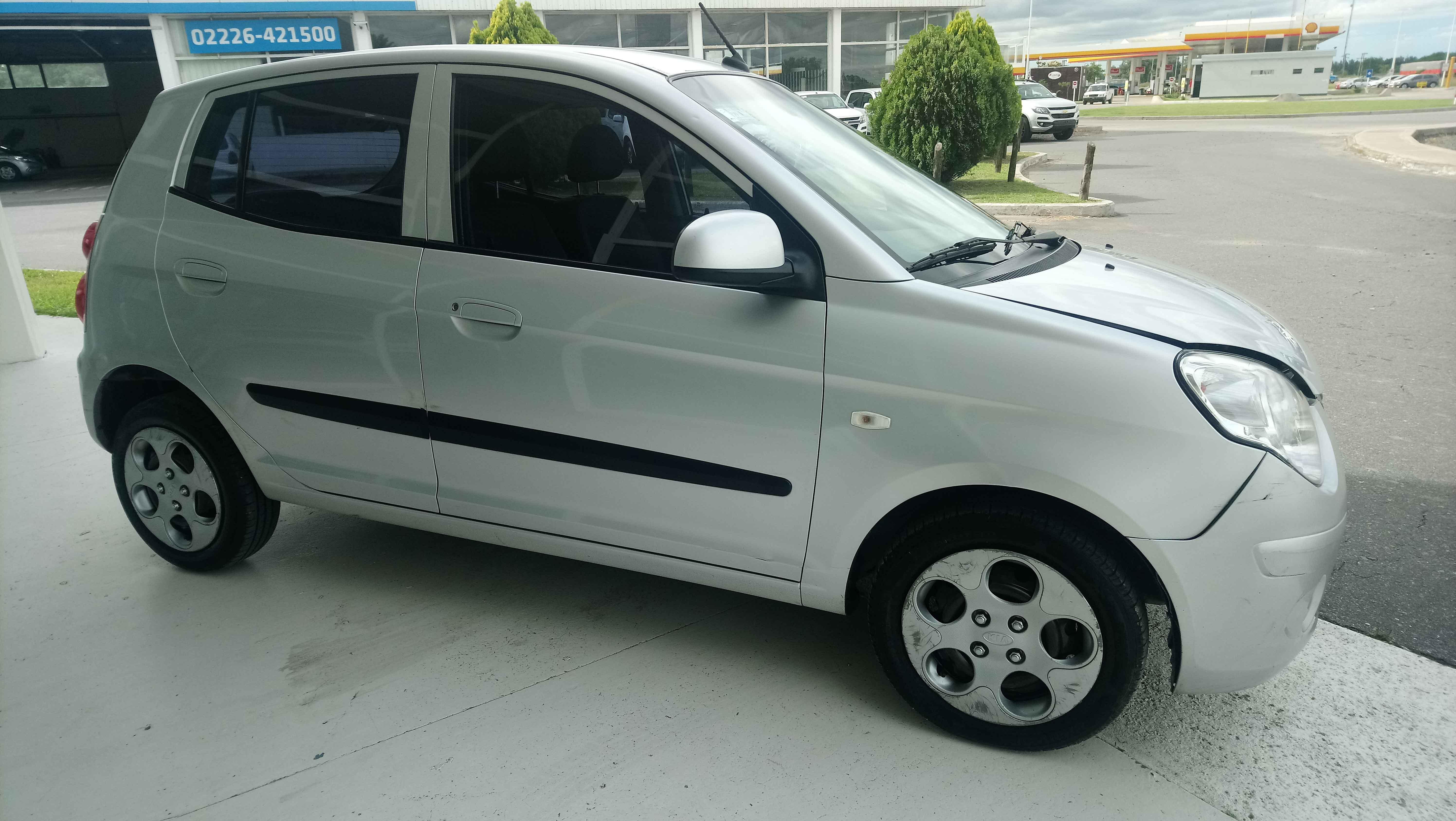 2011 Kia Picanto EX A/T 1.1L