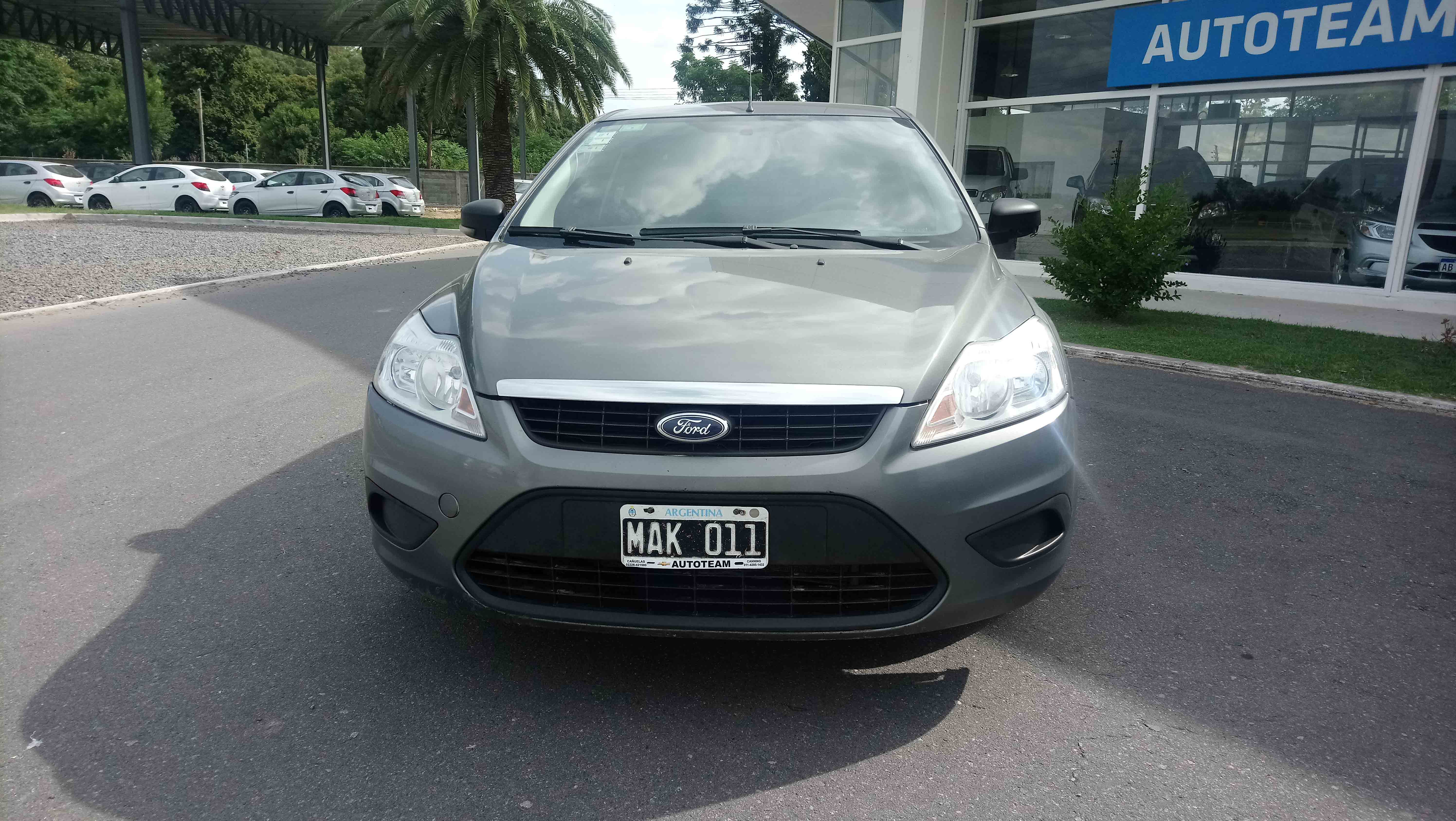 2013 Ford Focus Style Exe 1.6L