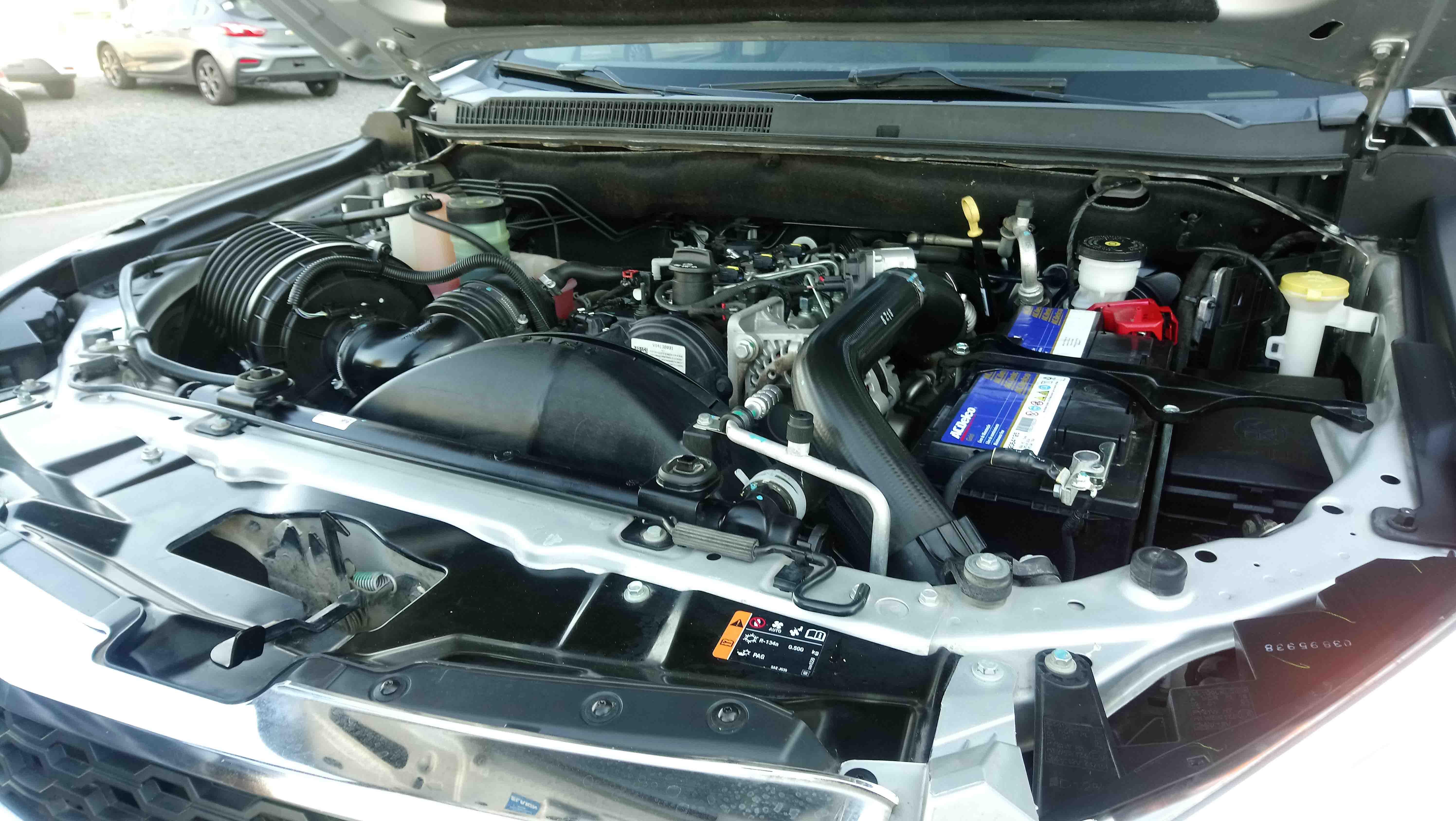2016 Chevrolet S 10 CC 4x2 LS 2.8L
