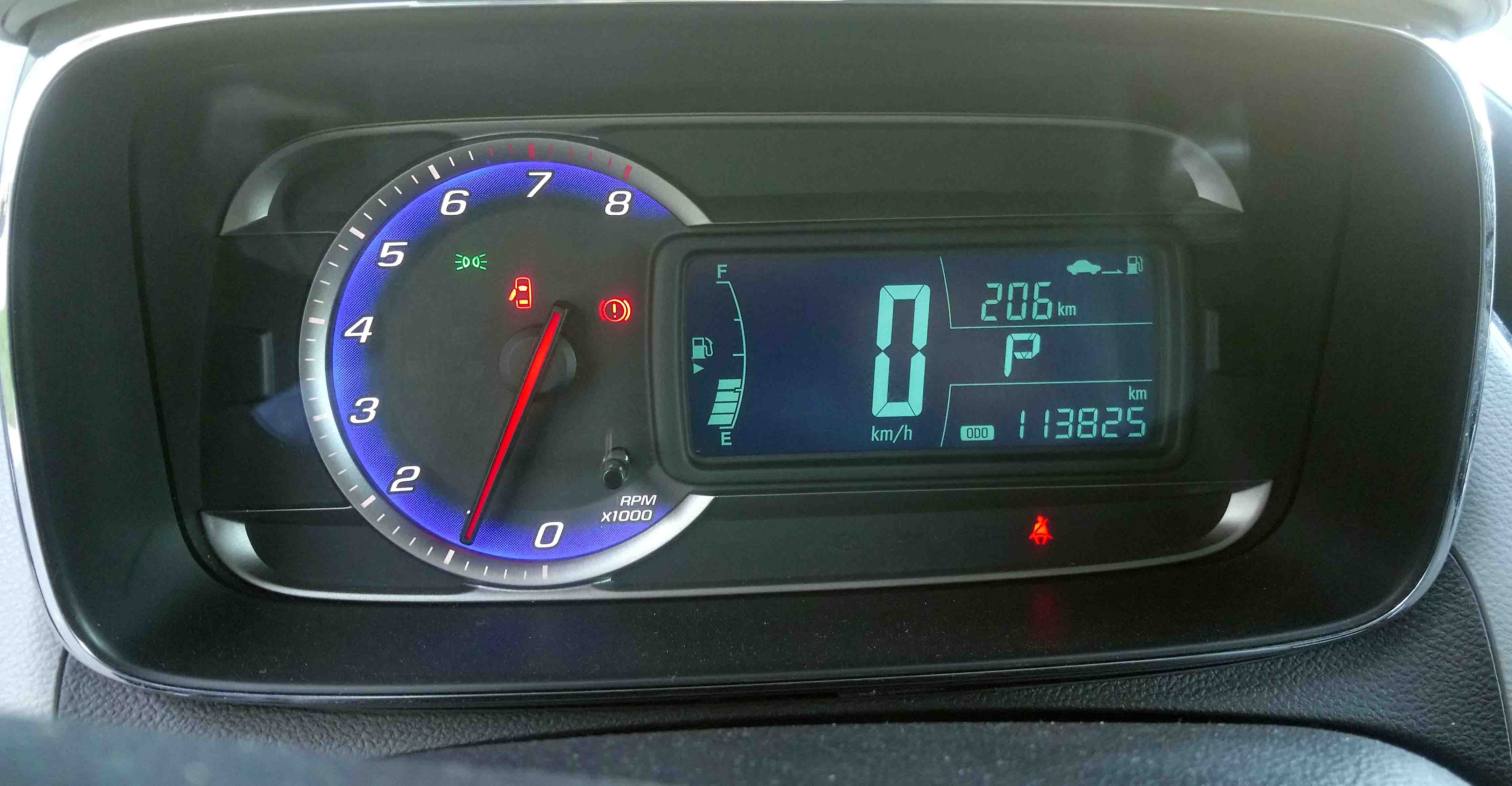 2014 Chevrolet Tracker AWD LTZ 1.8L