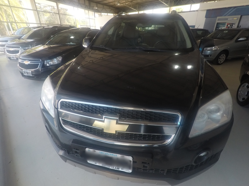 2009 Chevrolet Captiva LTZ 2.0L