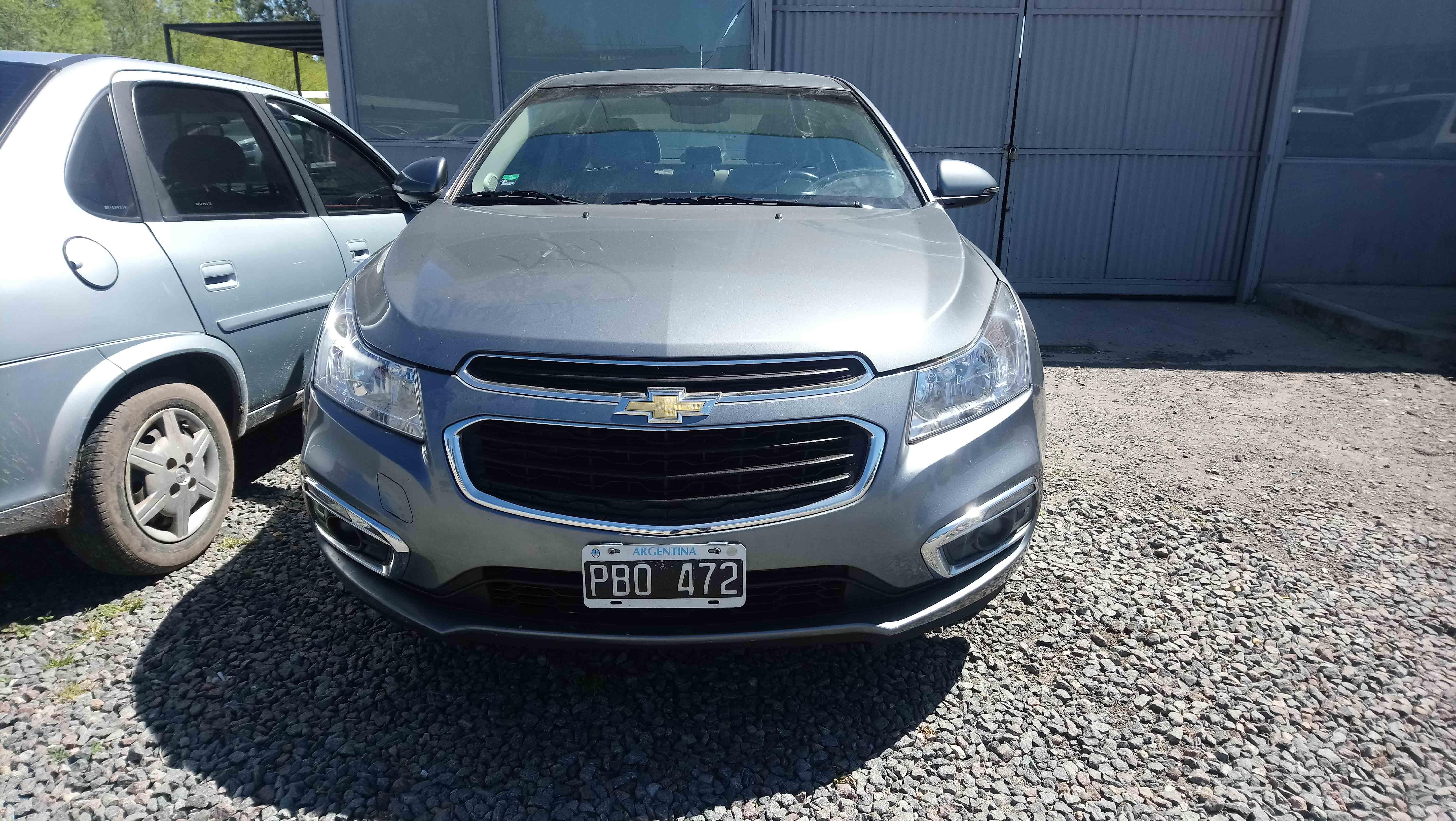 2015 Chevrolet Cruze 1.8 4 Ptas LTZ 1.8L