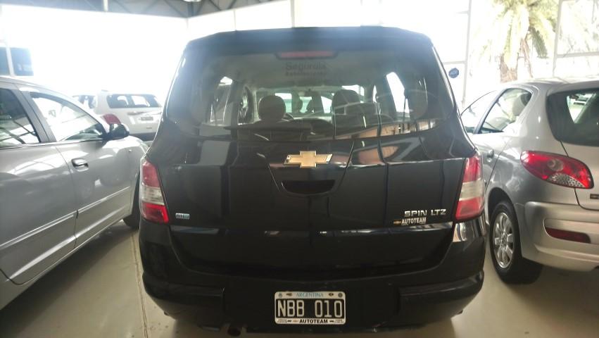 2013 Chevrolet Spin LTZ 7 As. 1.8L