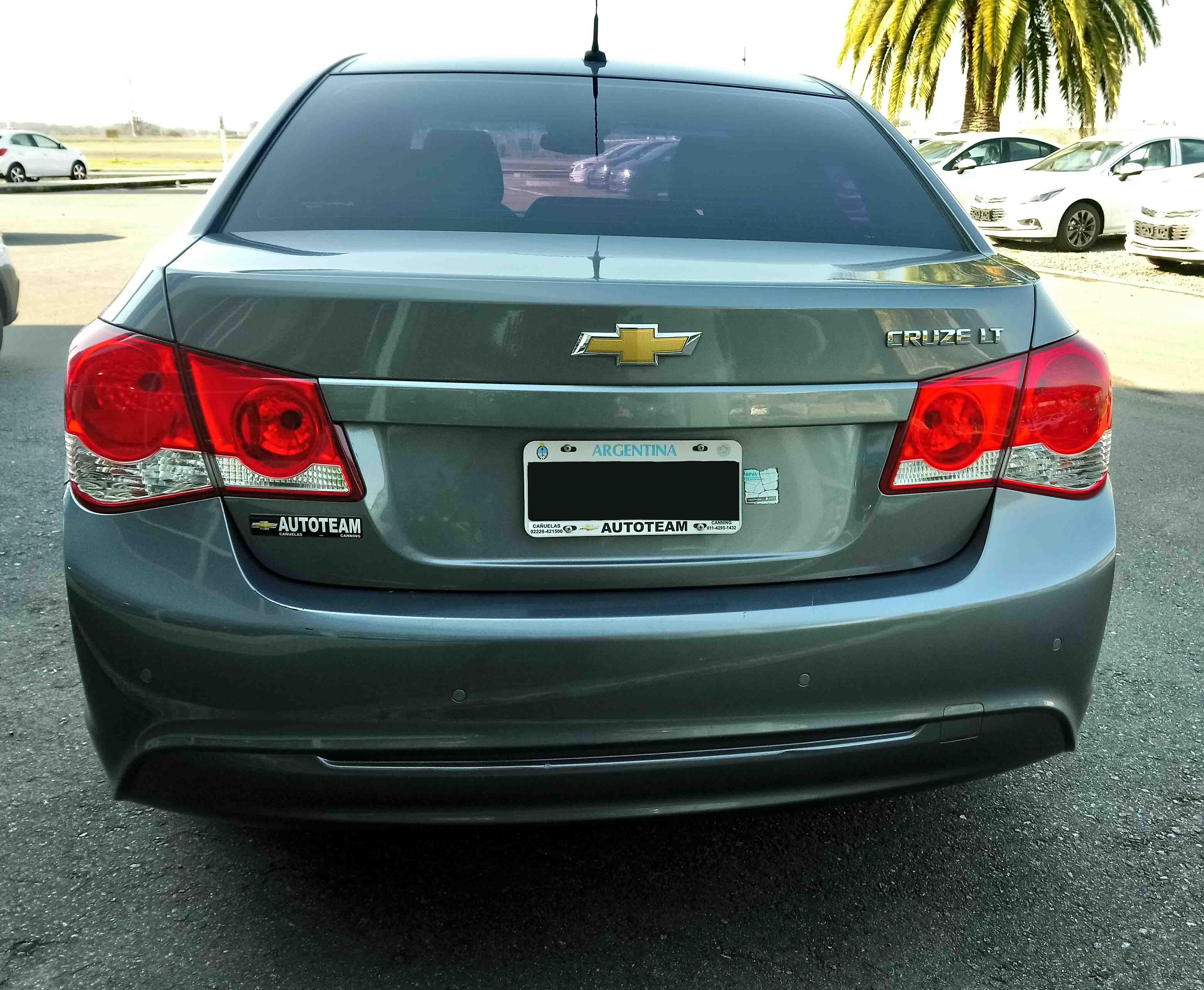 2015 Chevrolet Cruze LT 1.8L