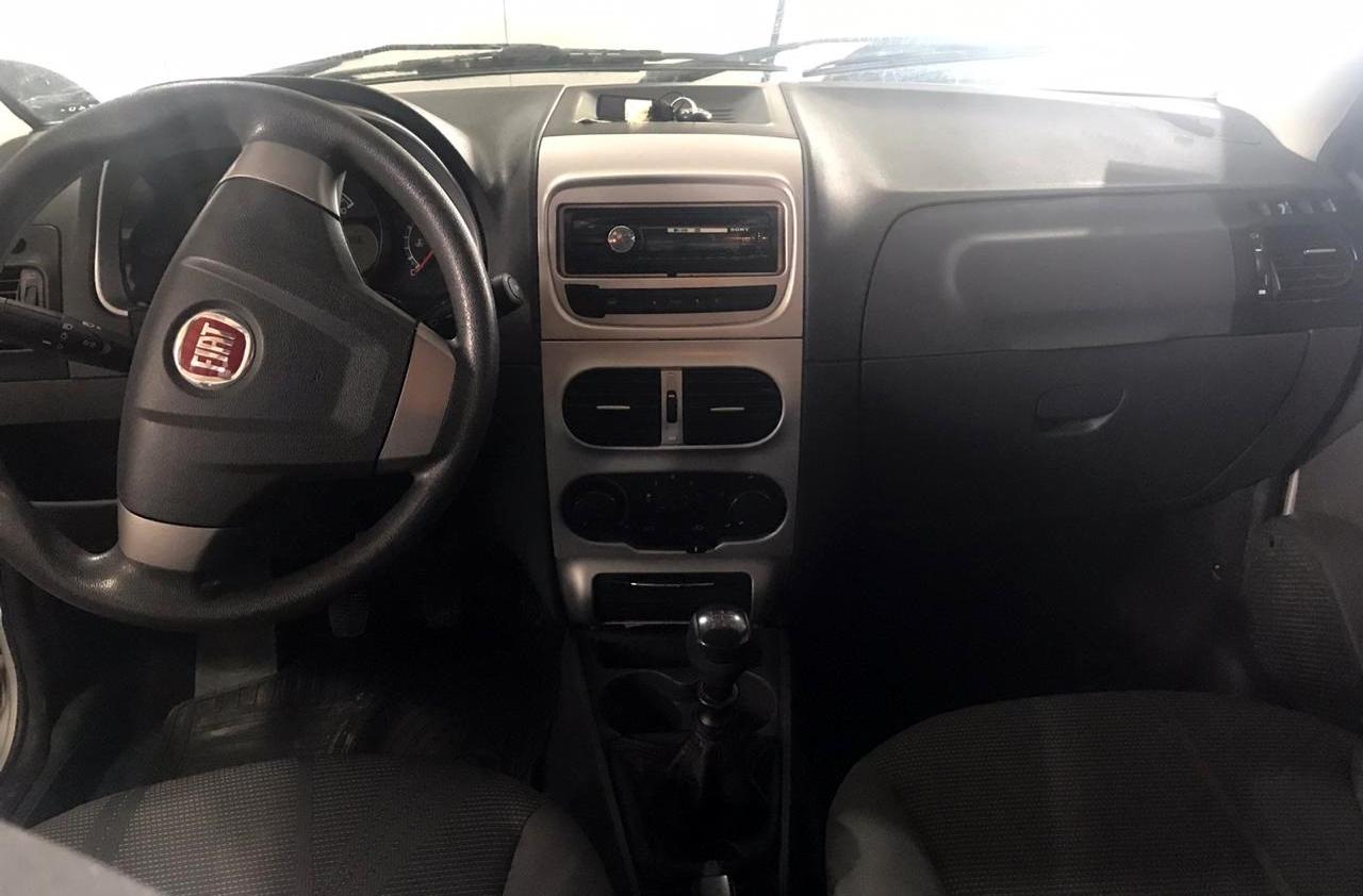 2013 Fiat Palio Weekend 1.4L