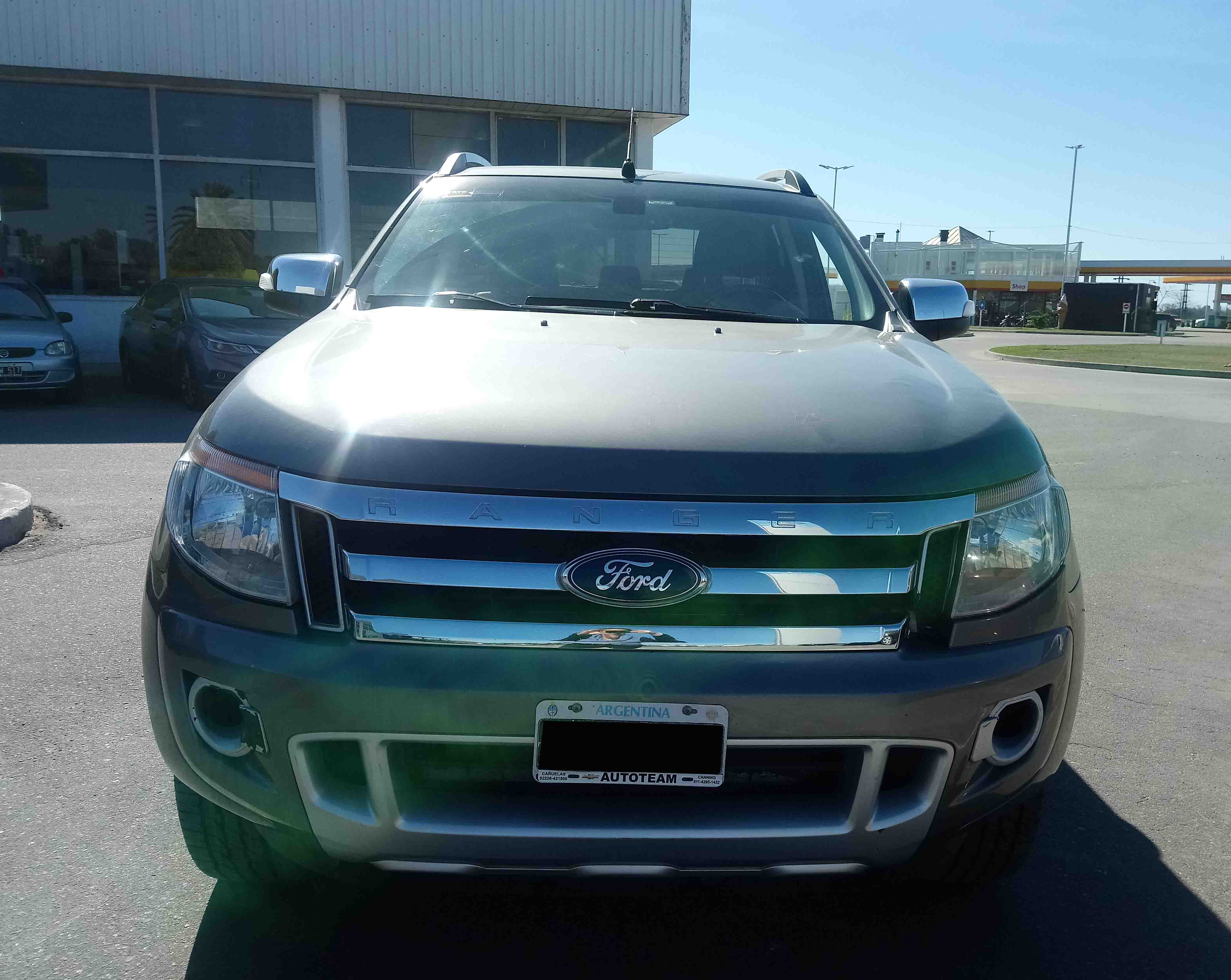 2015 Ford Ranger Limited 4x4 At 3.2L