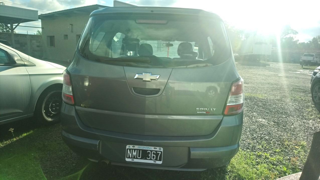 2014 Chevrolet Spin LT 1.8L